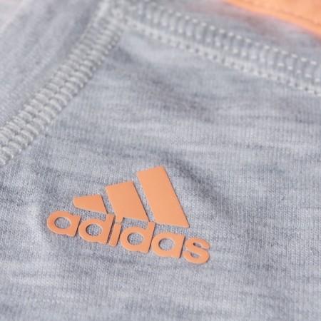 Dámské sportovní tričko - adidas ESS THETEE - 12