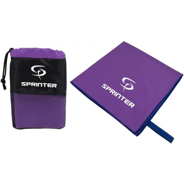 Sprinter RUČNÍK Z MIKROVLÁKNA 100x160CM - Sportovní ručník z mikrovlákna