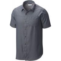 Columbia PILSNER PEAK II SHORT SLEEVE SHIRT - Pánská košile s krátkým rukávem