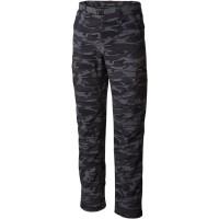 Columbia SILVER RIDGE PRINTED CARGO PANT - Pánské outdoorové kalhoty