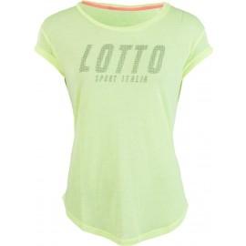 Lotto ABIGAIL IV TEE W - Dámské tričko