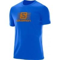Salomon BLEND LOGO SS TEE M - Pánské triko