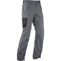 Salomon WAYFARER ZIP PANT M - Pánské outdoorové kalhoty