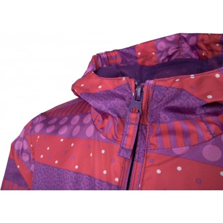 Dívčí šusťáková bunda
