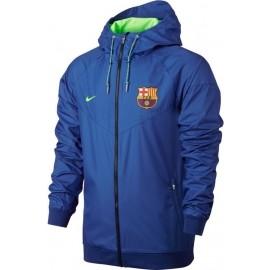 Nike FCB M NSW WR WVN AUT - Pánská bunda