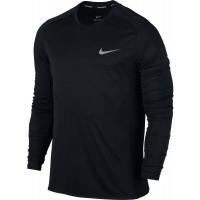 Nike MILER TOP LS - Pánské sportovní triko