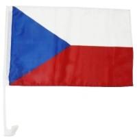 SPORT TEAM Fan vlajka na auto CZ - Fan vlajka na auto CZ