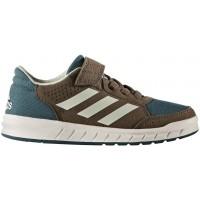 adidas ALTASPORT EL K - Dětská sálová obuv