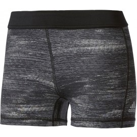 adidas TECHFIT SHORT TIGHT 3 INCH MARCO HEATHER