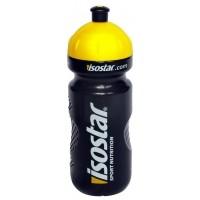 Isostar BIDON BLACK 650ML - Univerzální sportovní láhev