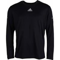 adidas SQ CC RUN LS TEE M - Pánské běžecké triko