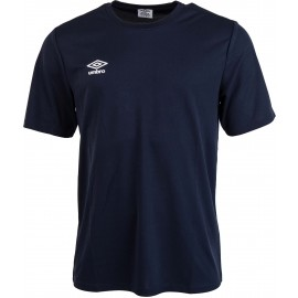 Umbro POLY SMALL LOGO TEE