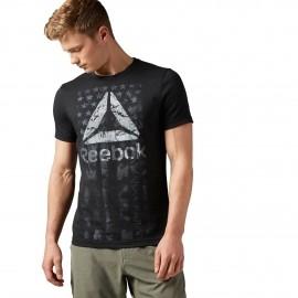 Reebok AMERICANA TEE - Pánské triko
