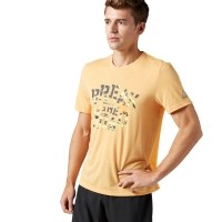 Reebok ESSENTIALS SS TEE - Pánské běžecké tričko