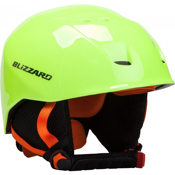 Blizzard SIGNAL YELLOW - Dětská lyžařská helma