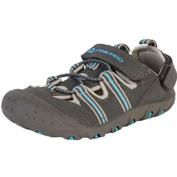 ALPINE PRO FOLEY - Dětská letní obuv