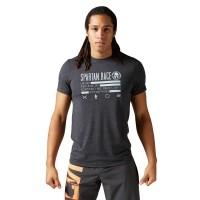 Reebok SRM SS TEE - Pánské tričko