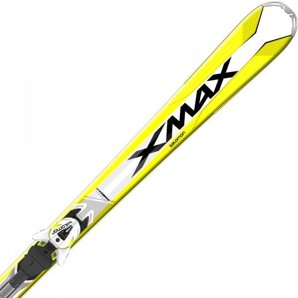 6c9e532407 Salomon X-MAX X10 + MXT12 C90 - Sjezdové lyže