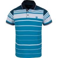 Willard WOLF - Pánské tričko s límečkem