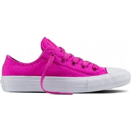 Converse CHUCK TAYLOR ALL STAR II SHIELD LYCRA Magenta Glow