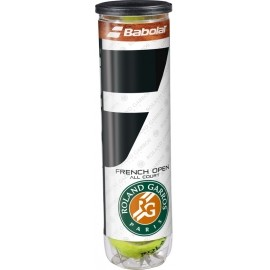 Babolat FRENCH OPEN ALL COURT X4 - Tenisové míče