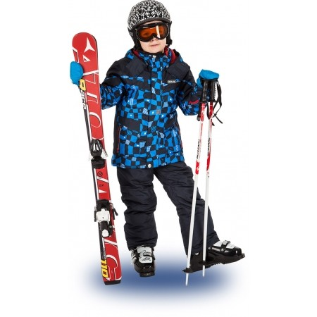 Dětská lyžařská helma - Blizzard Cross Junior - 2