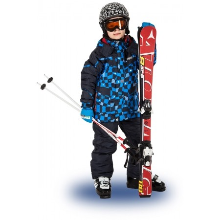 Dětská lyžařská helma - Blizzard Cross Junior - 3