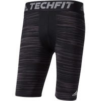 adidas TECHFIT BASE GRAPHIC SHORT TIGHTS - Pánské kompresní šortky