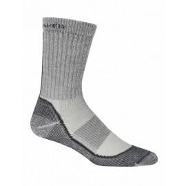 Icebreaker HIKE BASIC CREW M - Pánské turistické ponožky