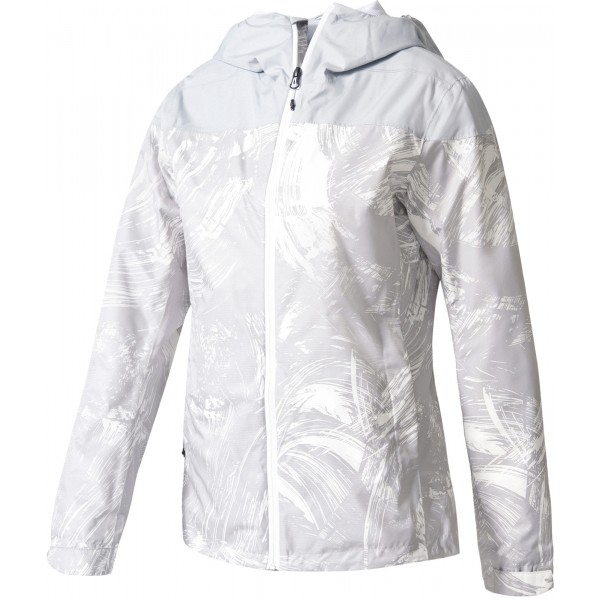 adidas ALLOUTDOOR WANDERTAG JACKET AOP - Dámská outdoorová bunda
