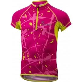 Klimatex HAJO - Dětský cyklistický dres se sublimačním potiskem
