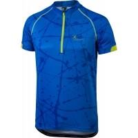 Klimatex NATAN1 - Pánský cyklistický dres volného střihu