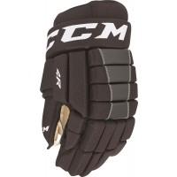 CCM CCM HG 4R III JR BK 12 - Hokejové rukavice