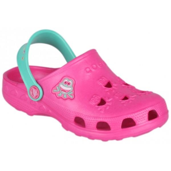 25d0ef1f9cf Coqui LITTLE FROG - Dětské sandály