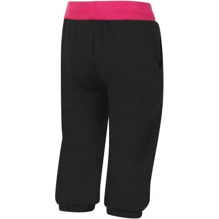 Dívčí tříčtvrteční kalhoty
