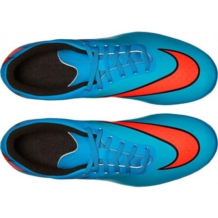 Dětské lisovky - Nike JR HYPERVENOM PHADE FG-R - 4