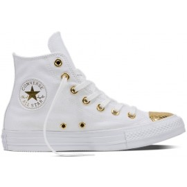 Converse CHUCK TAYLOR ALL STAR White/Gold