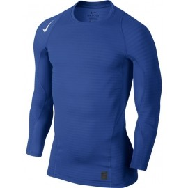 Nike WARM COMP LS CREW - Pánské sportovní tričko