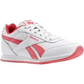 Reebok ROYAL CLJOG 2 - Dětská volnočasová obuv