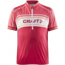 Craft CYKLODRES LOGO DĚTSKÝ - Dětský cyklistický dres