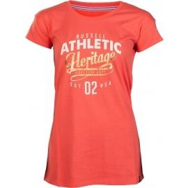 Russell Athletic RUSSELL HERITAGE TEE - Dámské tričko