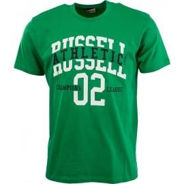 Russell Athletic PÁNSKÉ TRIKO PRINT