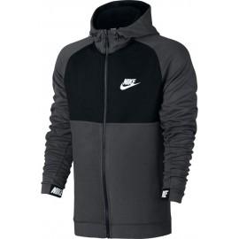 Nike NSW AV15 HOODIE FZ FLC - Pánská mikina