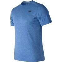 New Balance MT53091EBH - Pánské běžecké triko
