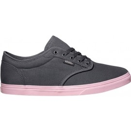 Vans WM ATWOOD LOW Pop Sole Asphalt/Pink