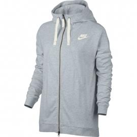 Nike NSW GYM CLC HOODIE FZ W - Dámská mikina