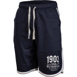 Russell Athletic SHORTS WITH CONTRAST