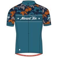 Maloja NIGHTFALL MOUNT TENM 1/1 - Cyklistický dres