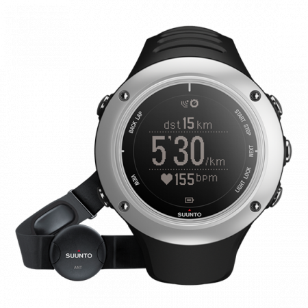 AMBIT2 S  HR - Sporttester s GPS - Suunto AMBIT2 S  HR
