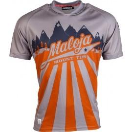 Maloja NIGHTFALL KAMIK MULTI 1/2 - Cyklistický dres